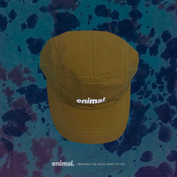Enimal Unconstructed Hat – Tan